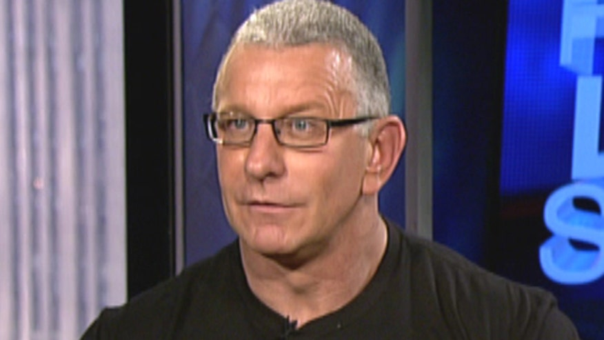 Gold's Gym Celebrity Chef Robert Irvine has healthy recipes for your next backyard get-together