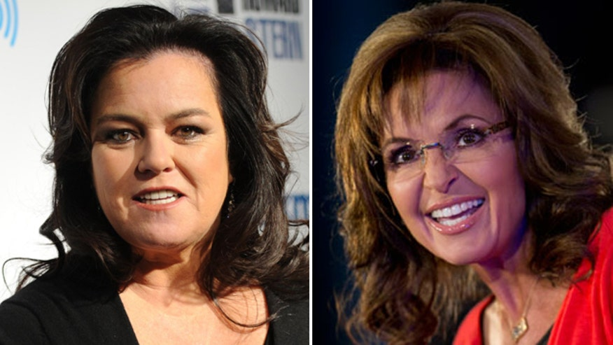 Rosie vs. Palin on 'The View' would be great TV, experts say
