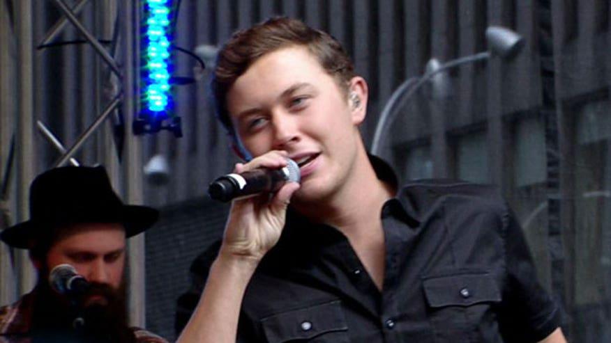 'Idol' alum rocks All-American Summer concert stage