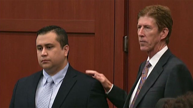 Passion missing from Mark O'Mara's closing argument?