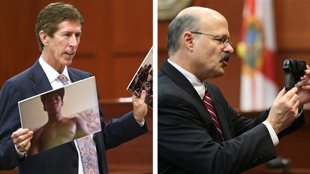 Assessing the two sides of Zimmerman trial