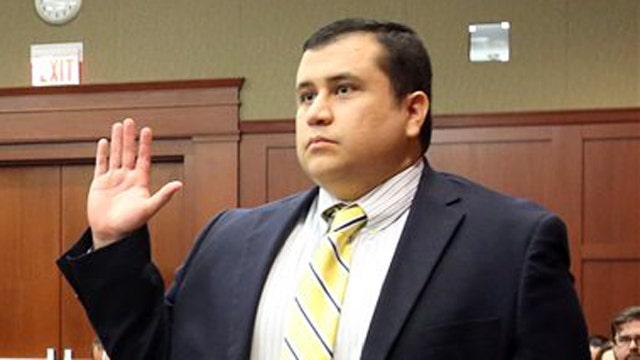 Examining the Zimmerman jury