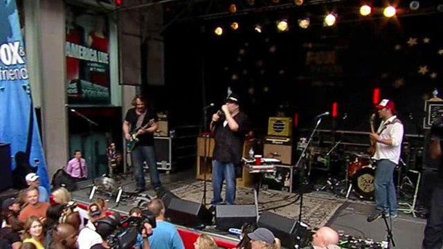 Blues Traveler crashes the All-American Summer concert stage