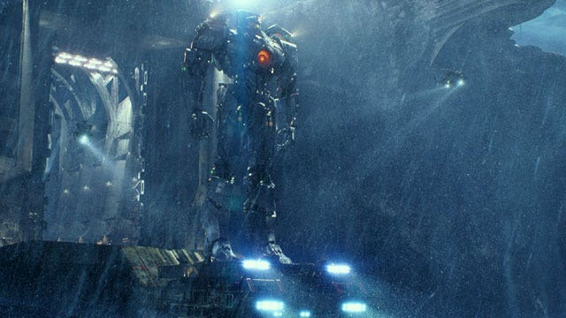Does 'Pacific Rim' live up to hype?