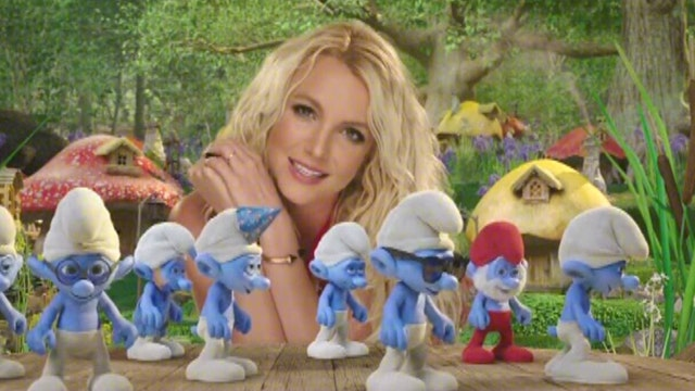 Hollywood Nation: Britney gets blue for new single