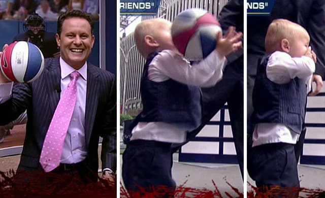 The world learns the truth about Brian Kilmeade