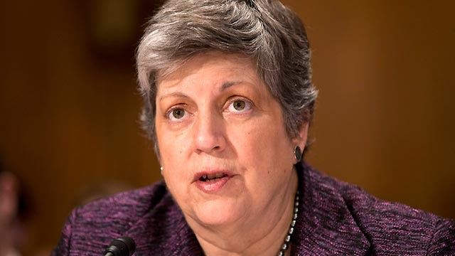 Who will replace Janet Napolitano?