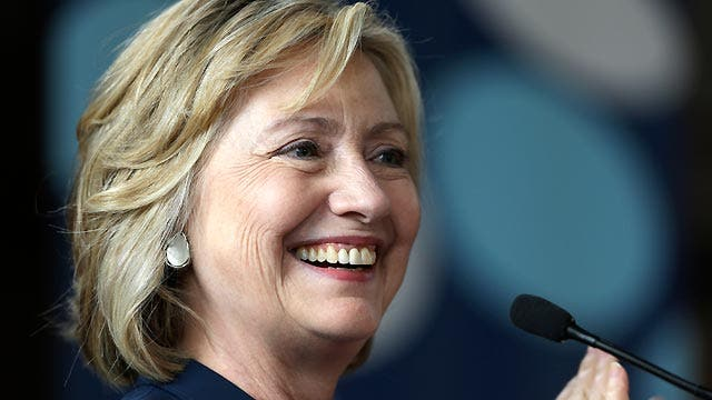 Grapevine: Hillary Clinton cashes in