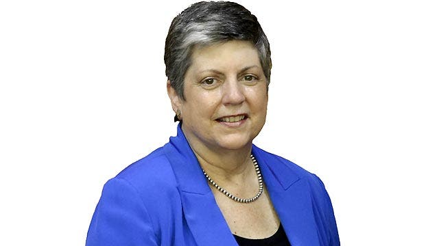Homeland Security chief Napolitano to resign