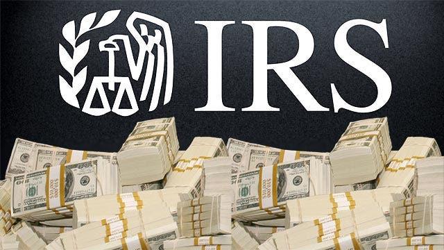 IRS funding tops Friday's Lightning Round