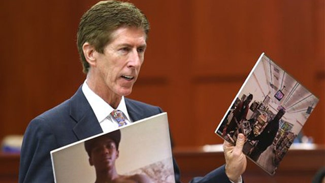 Zimmerman trial: Day  24 - Defense makes case to jury
