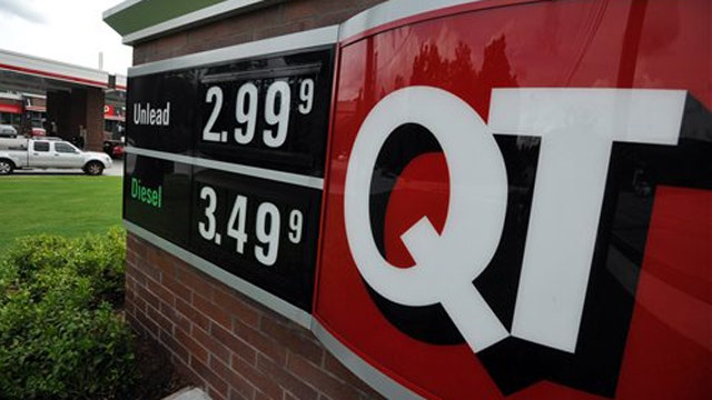 US economy strong enough to support soaring gas prices?
