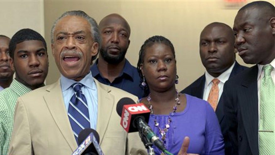 Al Sharpton responsible for bringing case to trial?