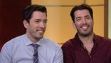 'Property Brother' star Jonathan Scott loves working with brother, puts family first