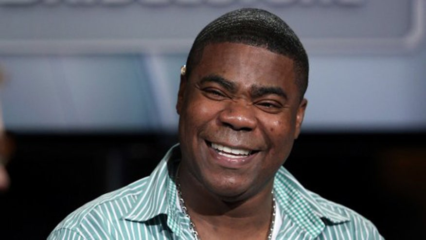 Tracy Morgan released from rehab facility