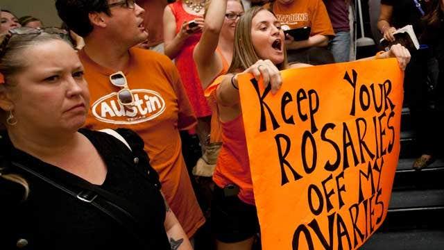 Texas Senate passes strict abortion restrictions