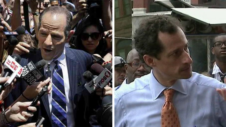 Disgraced politicians seek redemption in New York