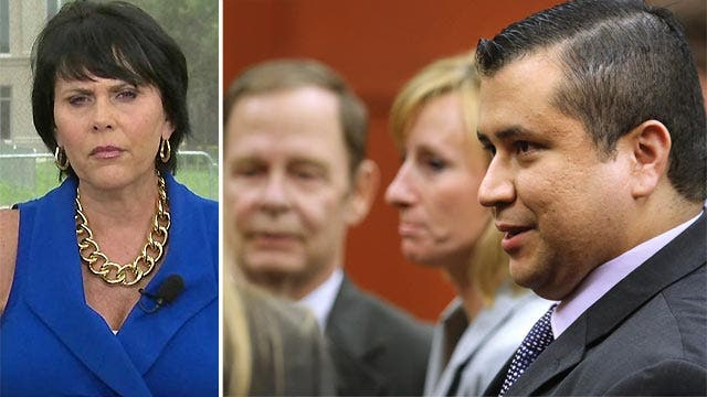 What convinced the jury to acquit George Zimmerman?