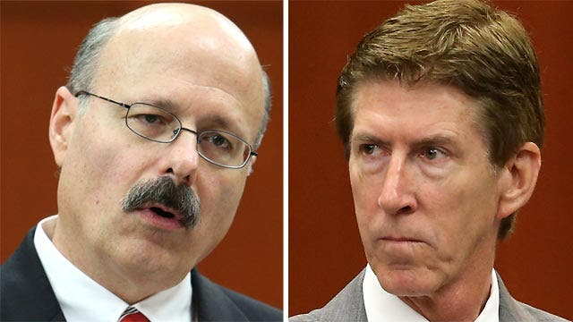 Key moments in the Zimmerman trial