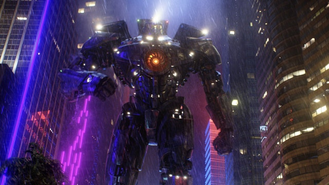 Is 'Pacific Rim' a blockbuster or bust?