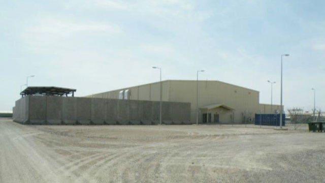 Pentagon spends $34 million on unused HQ in Afghanistan?