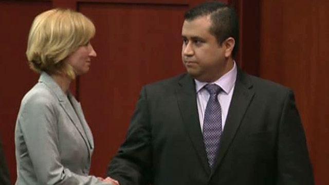 Zimmerman jurors keeping quiet