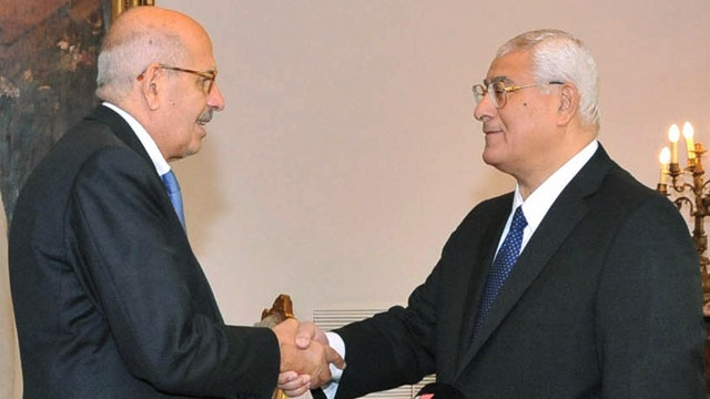 Egypt's military moves forward with new interim government