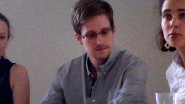 Snowden's future remains murky, but dangerous