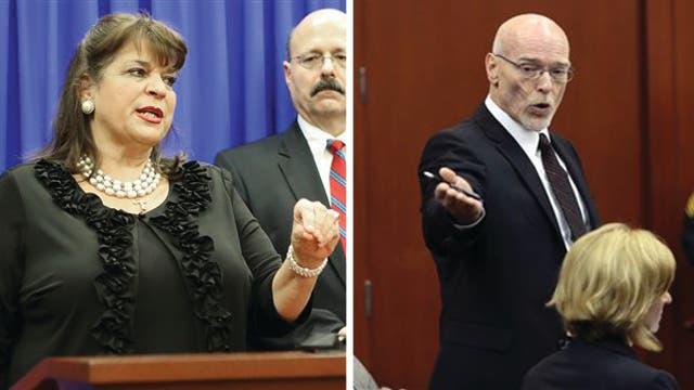 No love lost between Zimmerman prosecutors, defense team