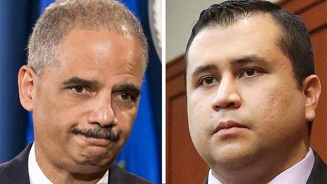 Holder pressured to take action over Zimmerman verdict