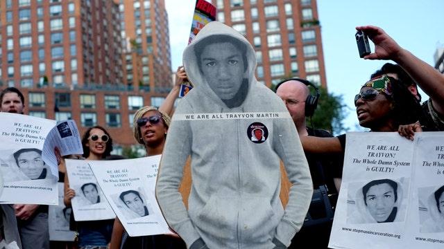 Protests erupt nationwide in wake of Zimmerman verdict