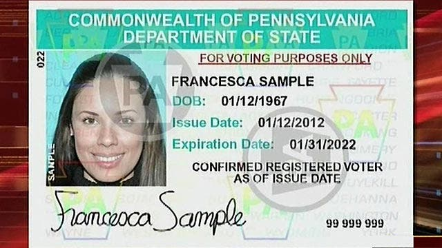 Day in court for Pennsylvania's voter ID law