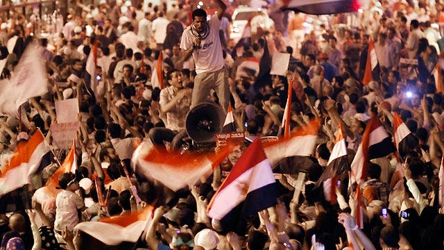 Morsi supporters regroup, plot return to power