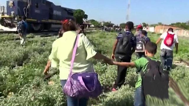 Fear of violence in home country really behind border surge?