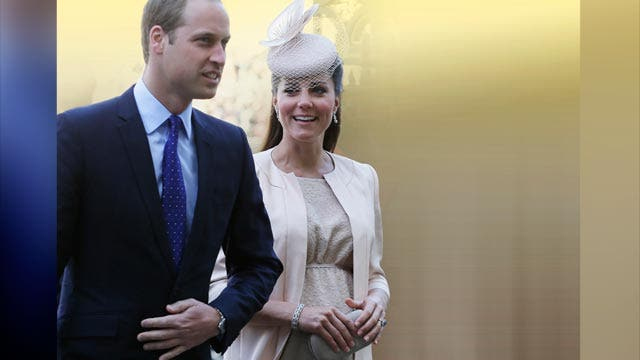 Financial boom expected from royal baby watch