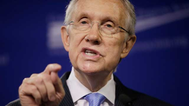 Nuclear option looms in Senate