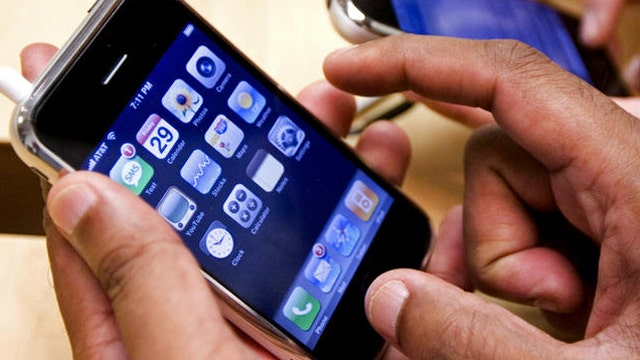 Is your cell phone holding you back?