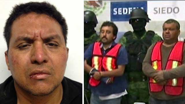 Violent Mexican cartel leader arrested