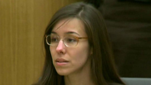 Jodi Arias attempts to dodge death penalty