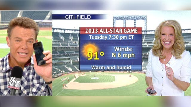 All-Star Game fans brace for the sweltering heat
