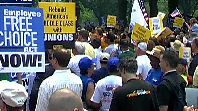 Unions warn that ObamaCare is disastrous for them
