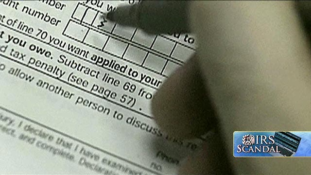 New problem for IRS, Obama administration