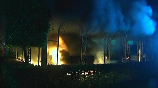 Improving embassy security in the wake of Benghazi