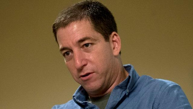 Glenn Greenwald: Journalists 'lead the attacks' on Snowden