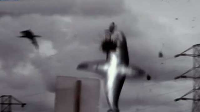 Sharknado 2 Is Coming
