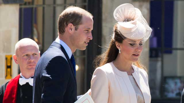 Could the royal baby not be due until the end of July?