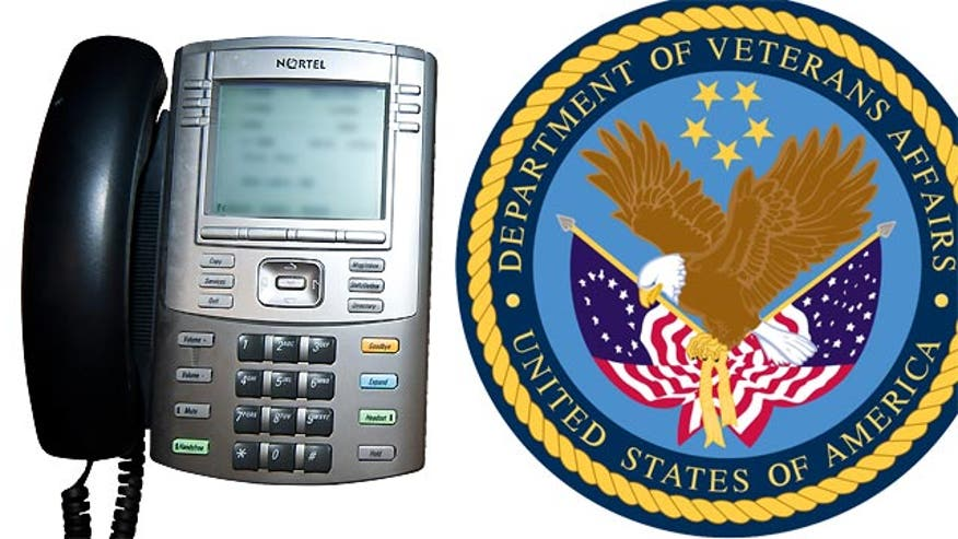 Veterans Affairs facility averaging two calls a day