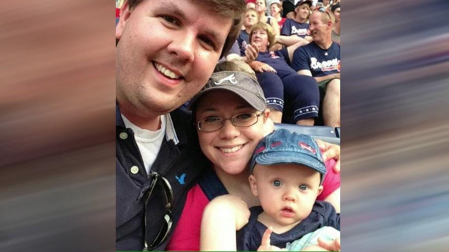 'Devastated' by son's death