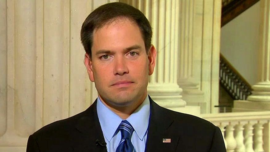 Senator Marco Rubio on solutions for the illegal immigration crisis