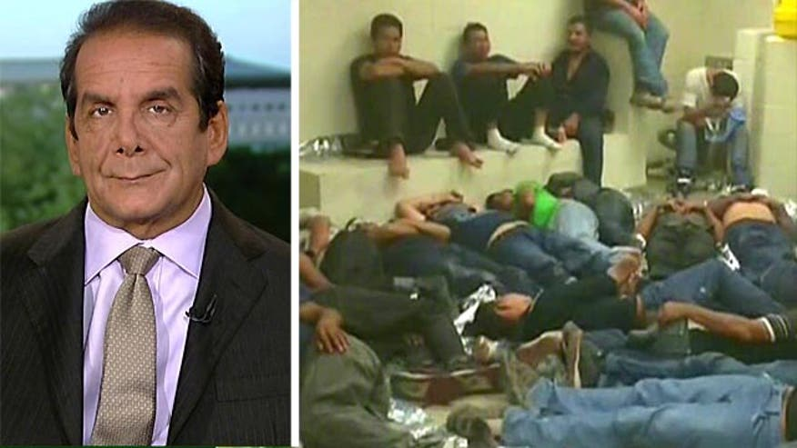 Krauthammer on Immigration Privacy